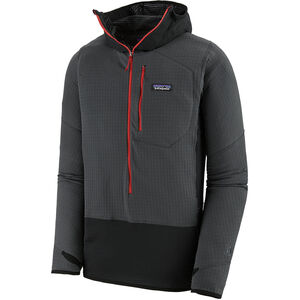 Patagonia R1 Pullover Hoody Herr forge grey forge grey