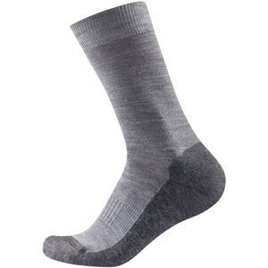 Devold Multi Medium Socks grey melange grey melange