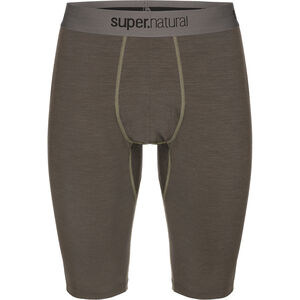 super.natural Base 175 Short Tights Men killer khaki/bamboo killer khaki/bamboo