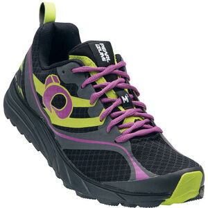 PEARL iZUMi E:Motion Trail M2 V2 Shoes Dam black/meadow mauve black/meadow mauve