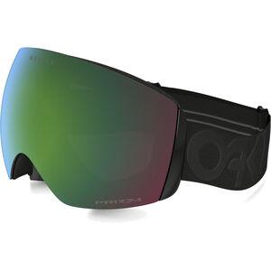 Oakley Flight Deck XM Snow Goggles Dam fp blackout w/prizm jade fp blackout w/prizm jade