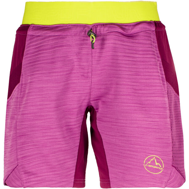 La Sportiva Circuit Shorts Dam purple/plum