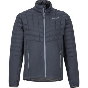Marmot Featherless Hybrid Jacket Herr dark steel dark steel