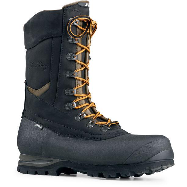 Lundhags Jaure II High Boots Herr black/tea green
