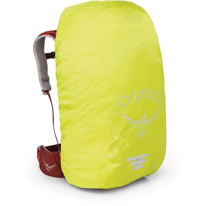 Osprey Hi Vis Raincover XS electric lime