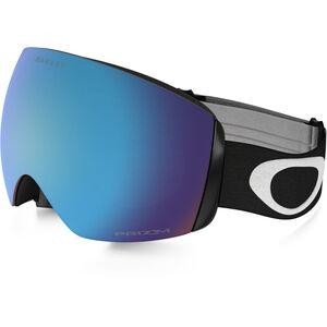 Oakley Flight Deck XM Snow Goggles Dam matte black w/ prizm sapphire iridium matte black w/ prizm sapphire iridium