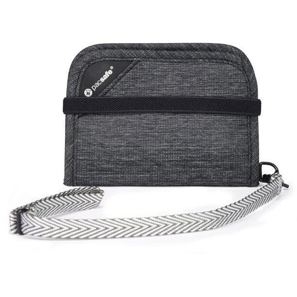 Pacsafe RFIDsafe V50 Wallet granite melange