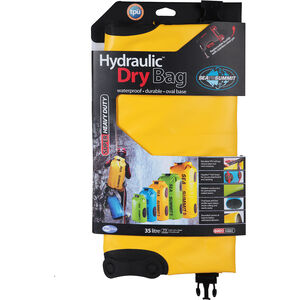 Sea to Summit Hydraulic Dry Bag 35l yellow yellow