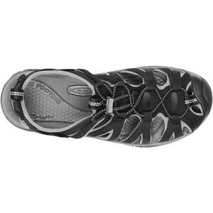 Keen Whisper Sandals Dam black/gargoyle