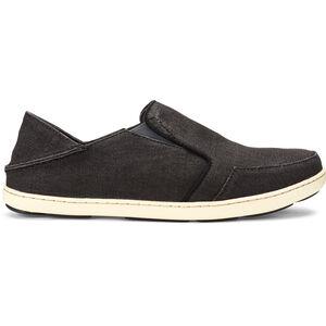 OluKai Nohea Lole Shoes Herr black/dark shadow black/dark shadow