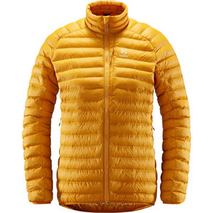 Haglöfs Essens Mimic Jacket Dam Desert Yellow Desert Yellow