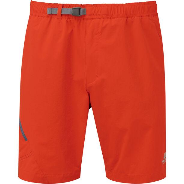 Mountain Equipment Comici Trail Shorts Herr cardinal orange