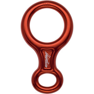 AustriAlpin Standard Figure-8 red anodized red anodized