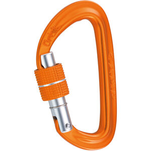 Camp Orbit Lock Carabiner orange orange