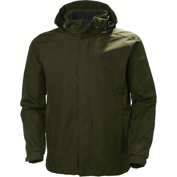 Helly Hansen Dubliner Jacket Herr forest night