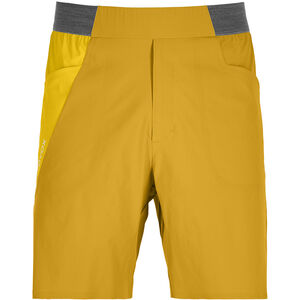 Ortovox Piz Selva Light Shorts Herr yellowstone yellowstone