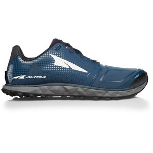 Altra Superior 4 Running Shoes Herr blue/gray blue/gray