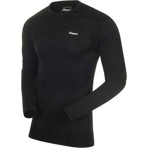 Bergans Fjellrapp Shirt Herr Black Black