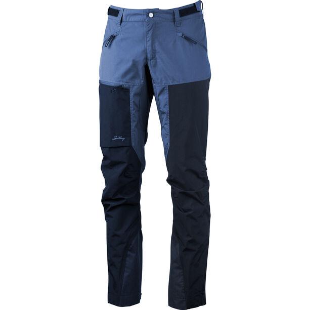 Lundhags Antjah II Pants Herr azure/deep blue