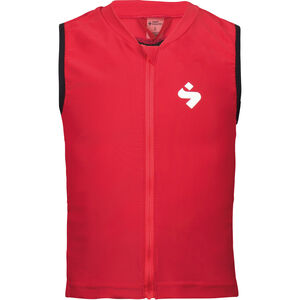 Sweet Protection Back Protector Vest Barn Rubus Red Rubus Red