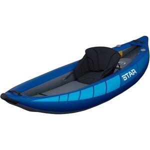 NRS STAR Raven I Inflatable Kayak blue blue