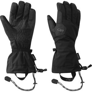 Outdoor Research Vitaly Gloves Black Black