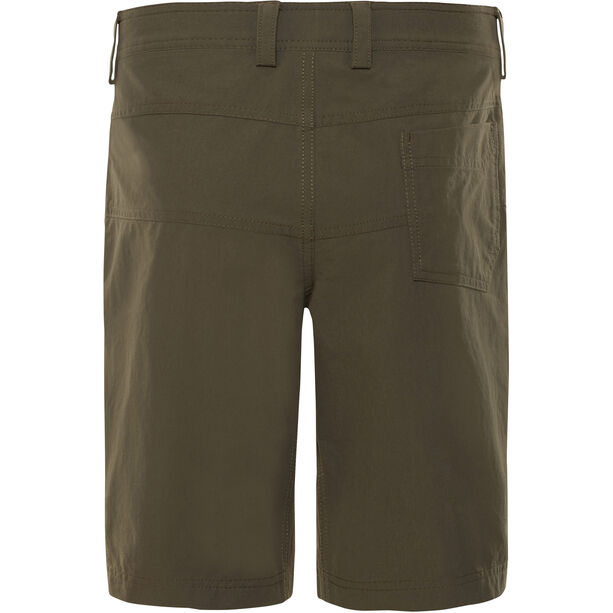 The North Face Exploration Shorts Pojkar new taupe green