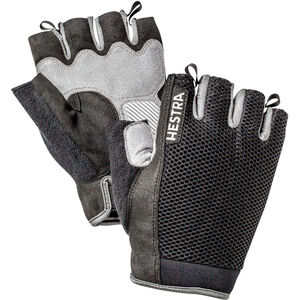 Hestra Bike SR Short Finger Gloves svart svart