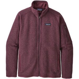 Patagonia Better Sweater Jacket Dam light balsamic light balsamic