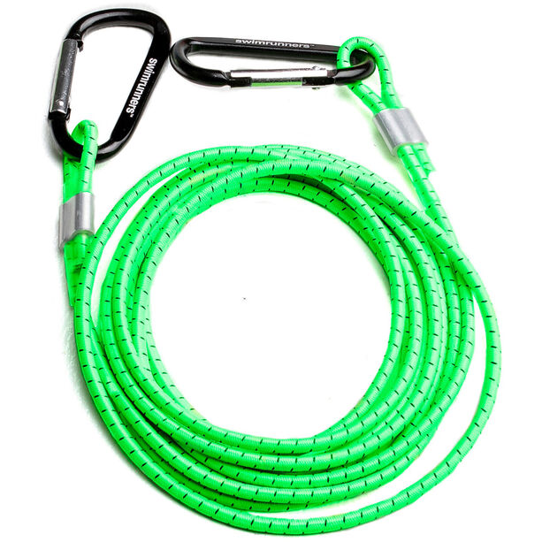 Swimrunners Support Pull Belt Cord 3m neon green