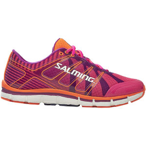 Salming Miles Shoes Dam pink glo/purple cactus flower pink glo/purple cactus flower