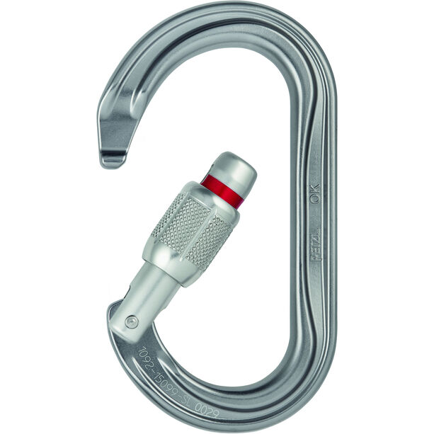 Petzl Ok Screw-Lock Carabiner
