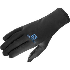 Salomon Sense Pro Gloves black/hawaiian surf black/hawaiian surf