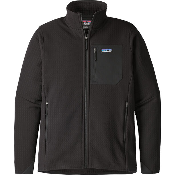Patagonia R2 TechFace Jacket Herr black