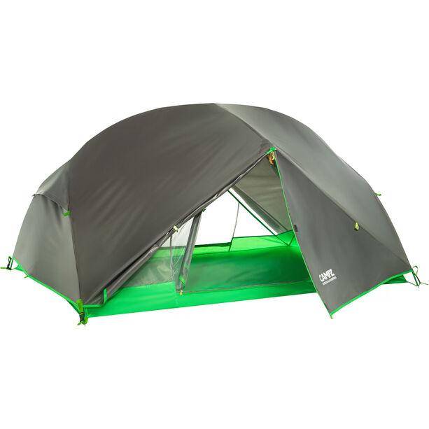 CAMPZ Lacanau 2P Tent grey/orange