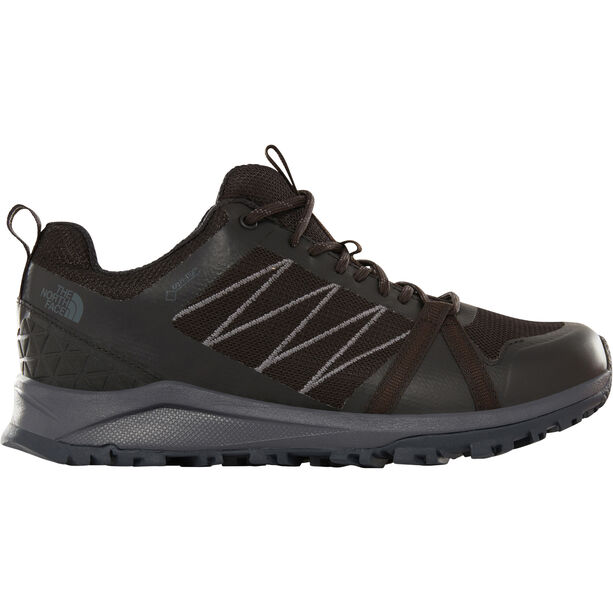 The North Face Litewave Fastpack II GTX Shoes Dam tnf black/ebony grey