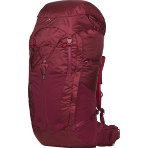 Bergans Senja 55 Backpack Dam burgundy/red burgundy/red