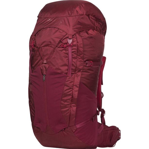 Bergans Senja 55 Backpack Dam burgundy/red