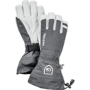 Hestra Army Leather Heli Ski Gloves grå grå