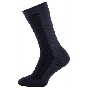 Sealskinz Hiking Mid Socks black/anthracite black/anthracite
