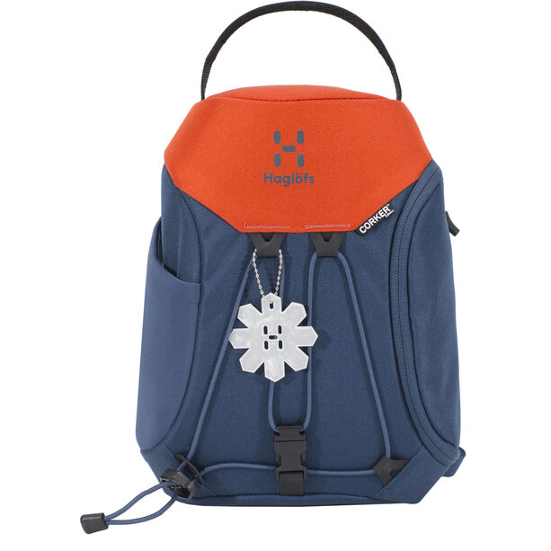 Haglöfs Corker Backpack X-Small Barn blue ink/sunset