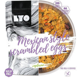 Lyofood Mexican Style Scrambled Eggs
