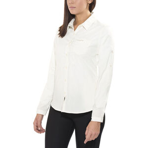 Craghoppers Kiwi Long Sleeved Shirt Dam sea salt sea salt