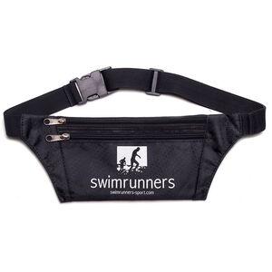 Swimrunners Waist Bag black black