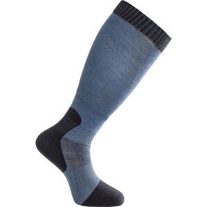 Woolpower Skilled Liner Knee-High Socks Dark Navy/Nordic Blue Dark Navy/Nordic Blue