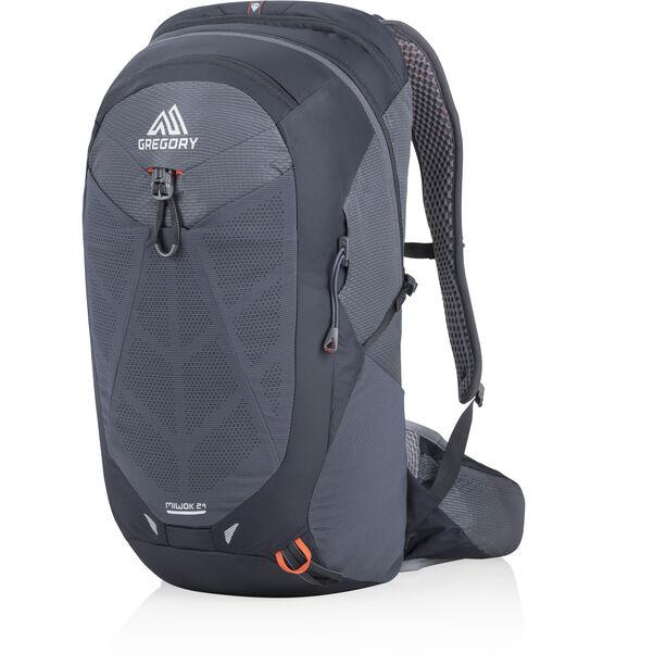 Gregory Miwok 24 Backpack Herr flame black