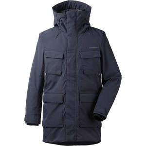 Didriksons 1913 Drew Parka Herr dark night blue dark night blue