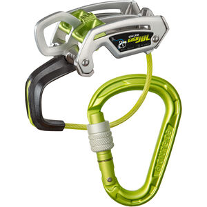 Edelrid Giga Jul Strike Screw Belay Kit oasis oasis