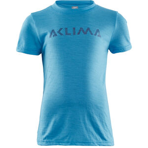 Aclima LightWool T-Shirt Barn blithe blithe