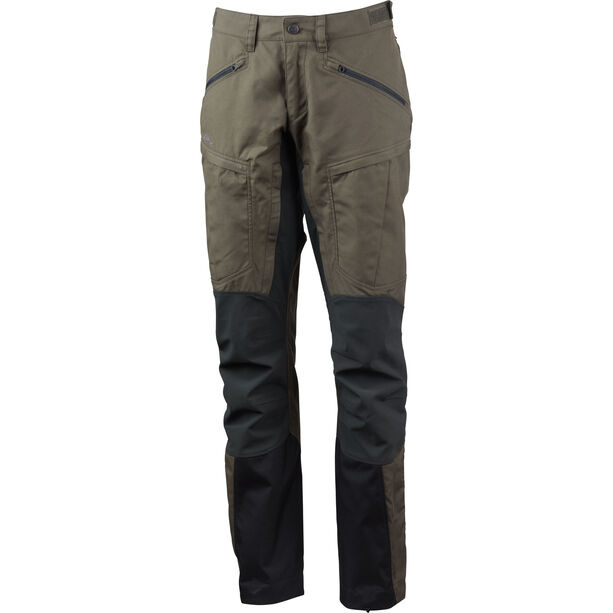 Lundhags Makke Pro Pants Dam forest green/charcoal